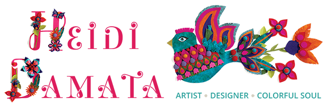 Heidi Damata Logo